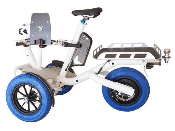 Moto Cycles Scooter Electrique Utilitaire