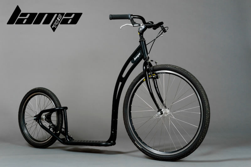 Moto Cycles Trottinette adulte de ville