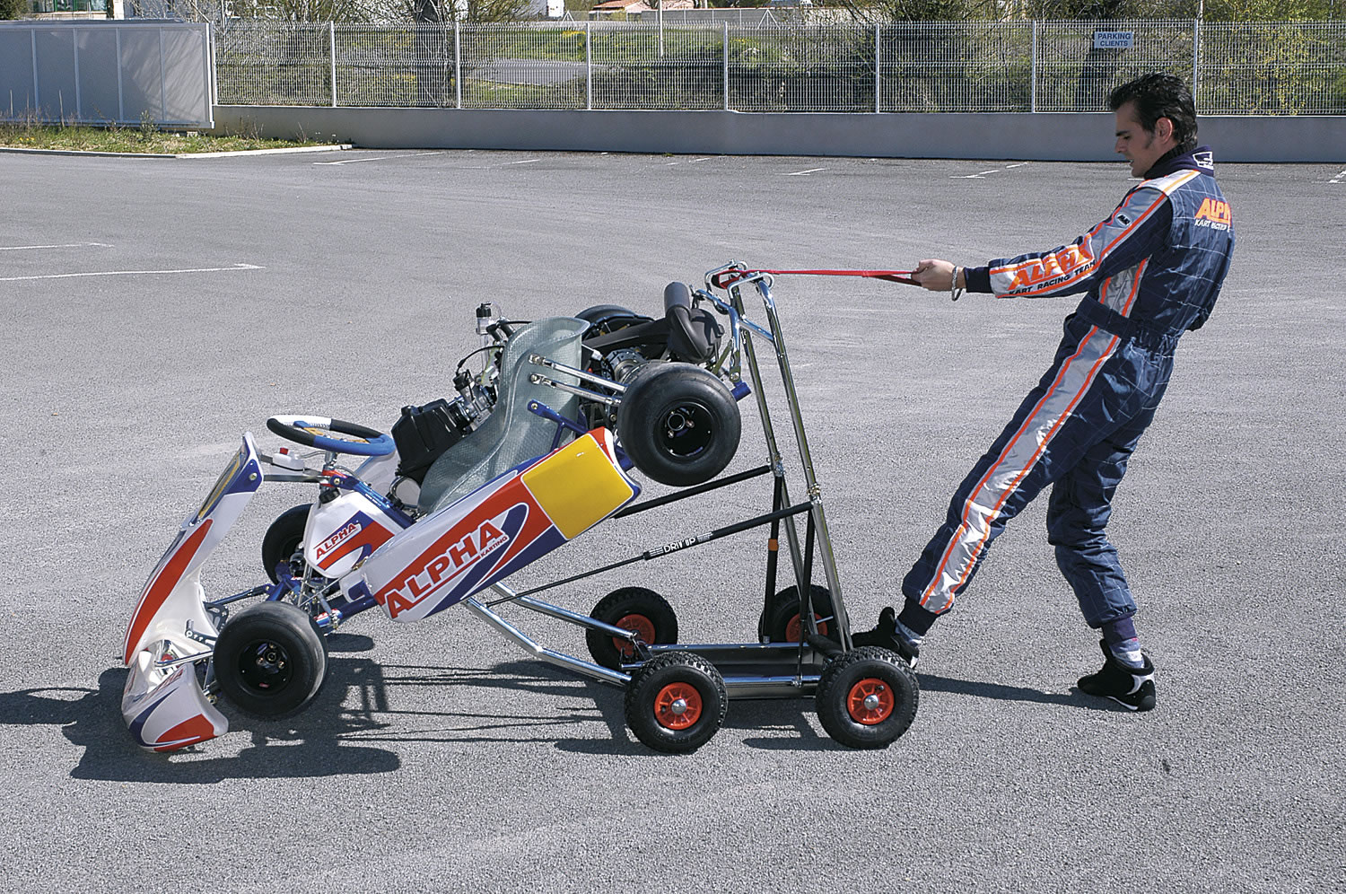 Sport Loisir Chassis Manutention Kart